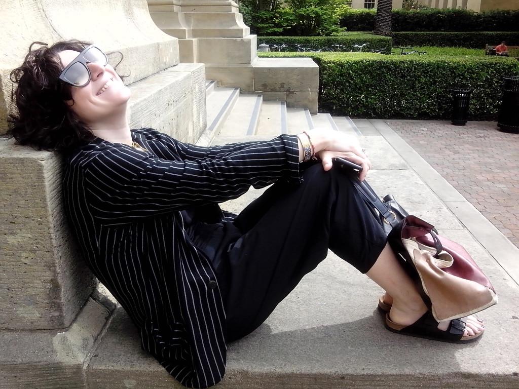Мария Степанова – От баллад до песен и обратно