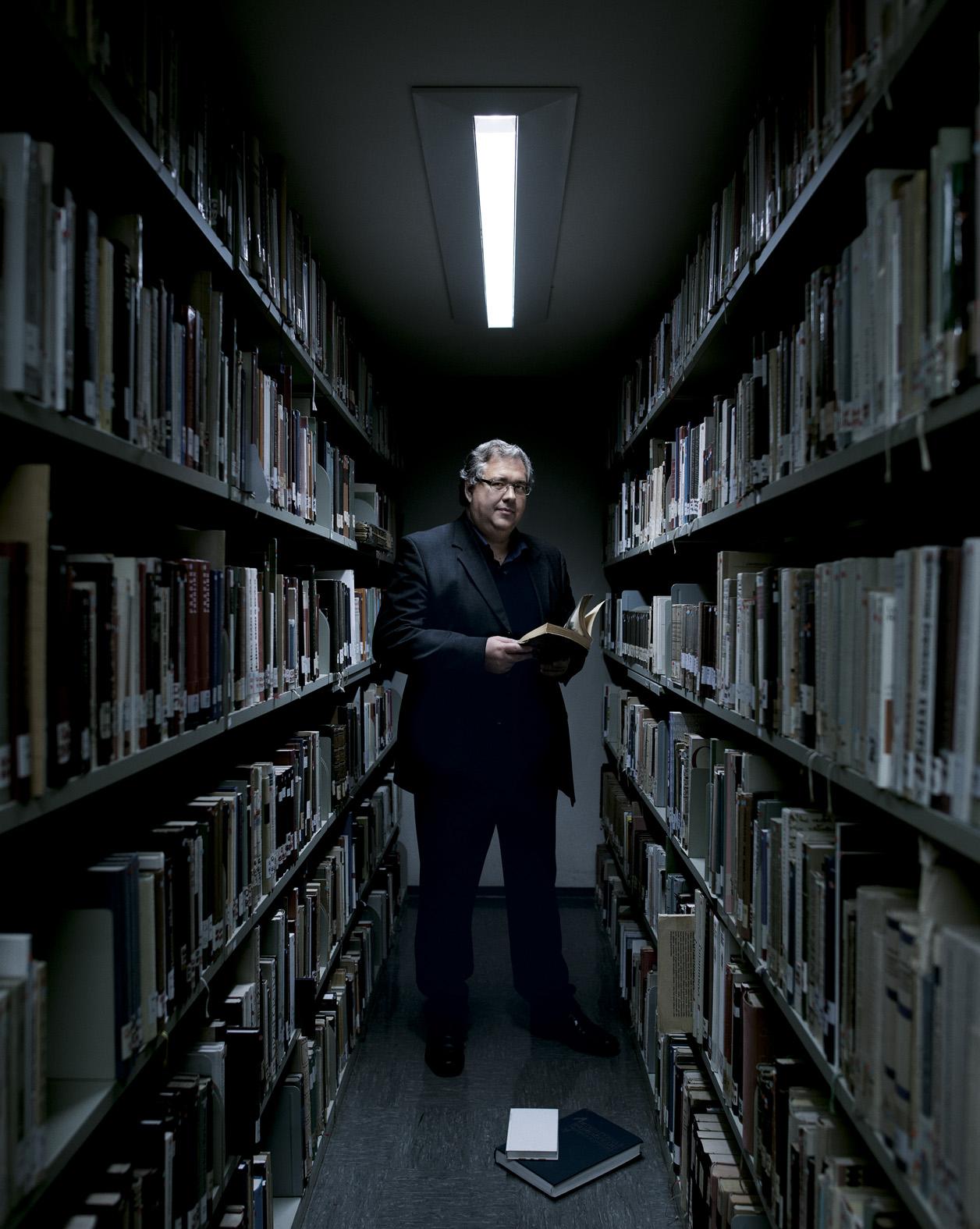 Чтение и разговор с писателем Алексеем Макушинским