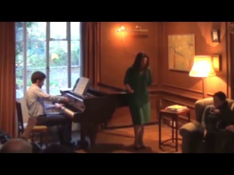 Maria Gulik sings Wagner