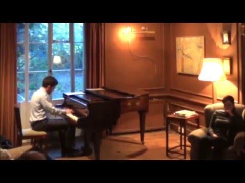 Aleksei Demchenko plays Schumann