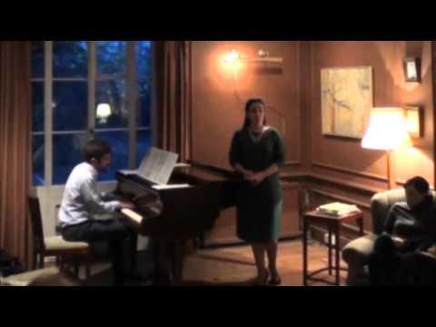 Maria Gulik sings Tchaikovskys Romances