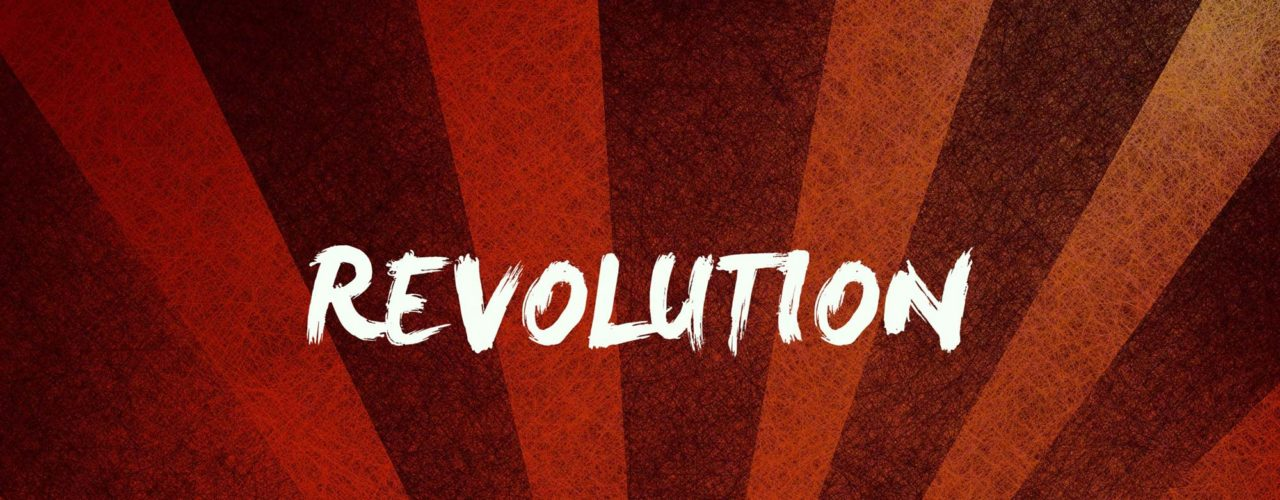 Arcola Theatre – Revolution